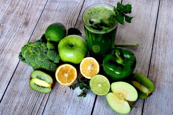 Tips mengecilkan paha dengan buah dan sayur