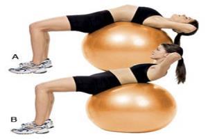 olahraga mengecilkan perut dengan bali crunch fitness