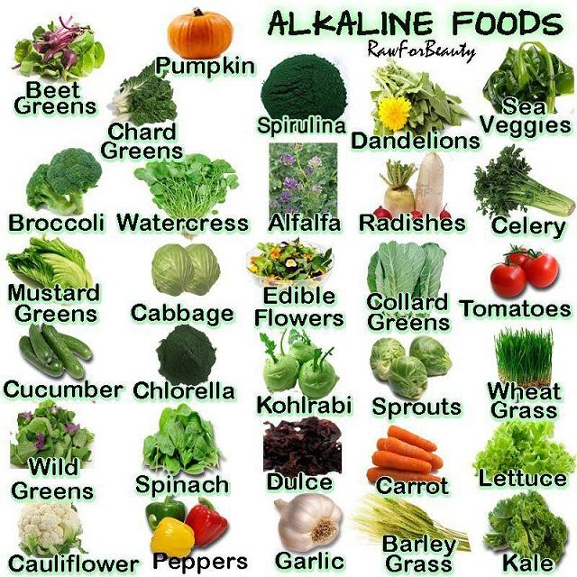 jenis diet alkaline