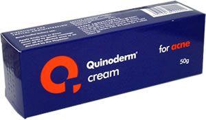 cara menghilangkan jerawat dengan quinoderm cream