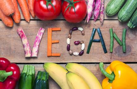 jenis diet vegan