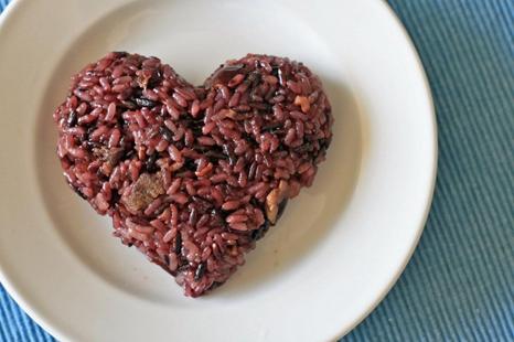 jenis diet nasi merah untuk menurunkan berat badan