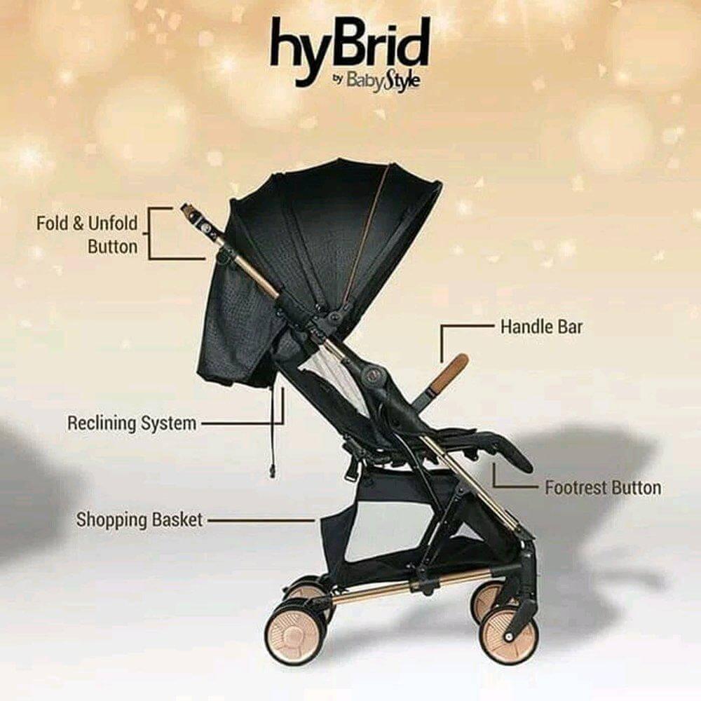 stroller bayi yang bagus