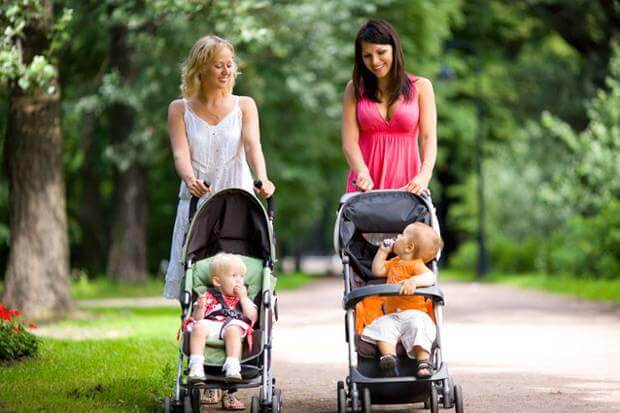 rekomendasi stroller bayi terbaik