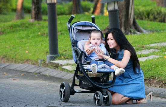 stroller bayi teraman