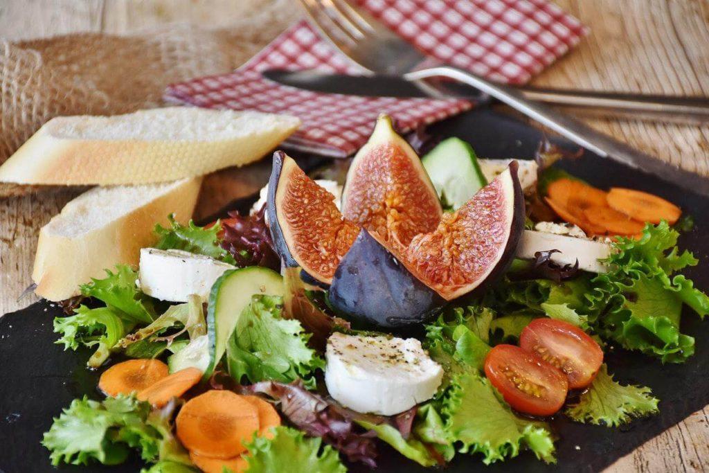 buah dan sayuran baik untuk gigi