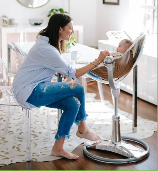 kursi bayi high chair