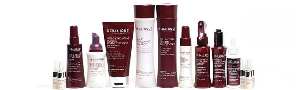 vitamin untuk rambut rontok dan berketombe keranique