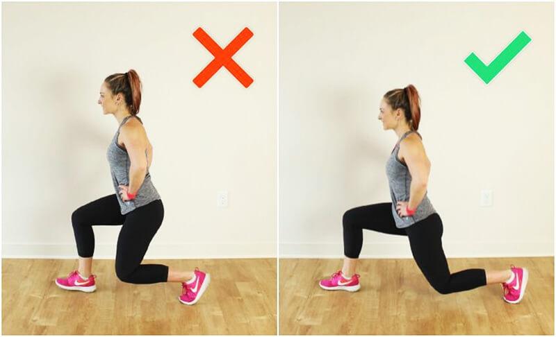 cara mengecilkan pinggul lebar