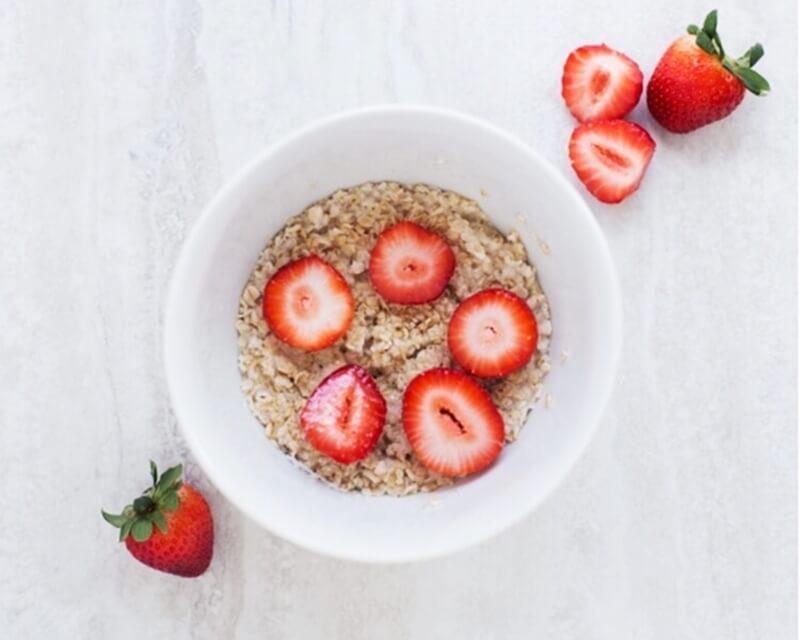 sarapan oatmeal bebas kolesterol