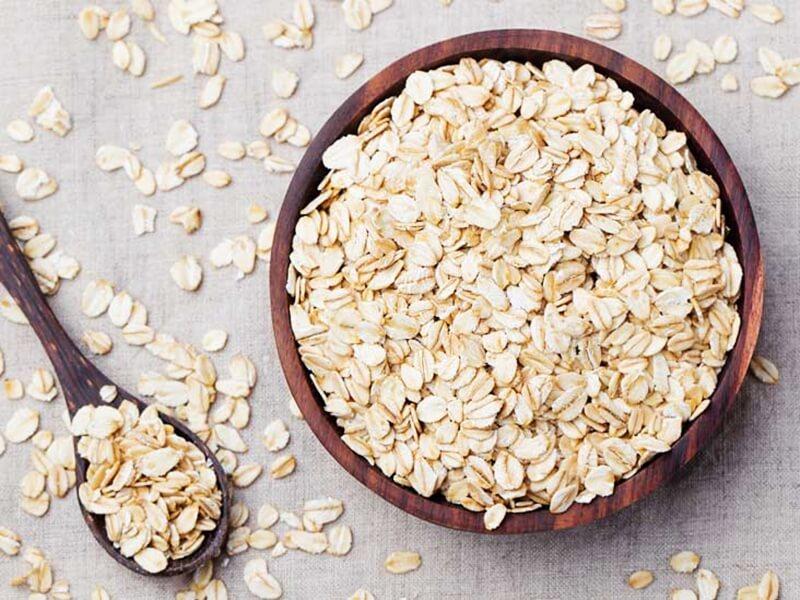 oatmeal penumbuh rambut terbaik
