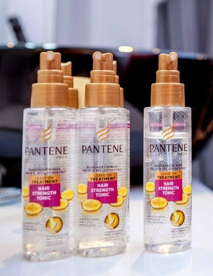 vitamin rambut rontok pantene