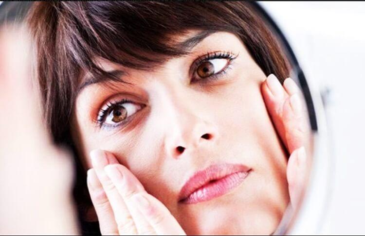 menghilangkan kantung mata secara alami