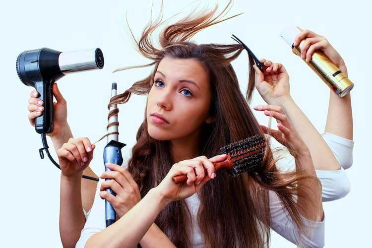 cara menyuburkan rambut yang rontok